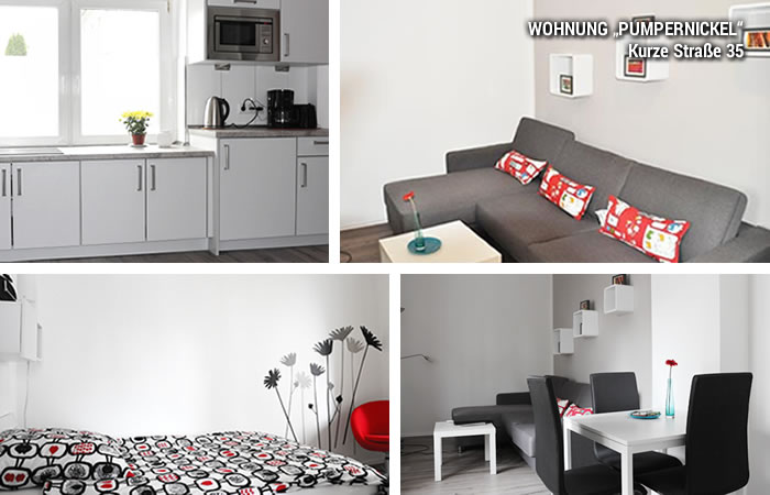 wohnen auf zeit in bielefeld wohnungen kurze strasse pumpernickel. Black Bedroom Furniture Sets. Home Design Ideas